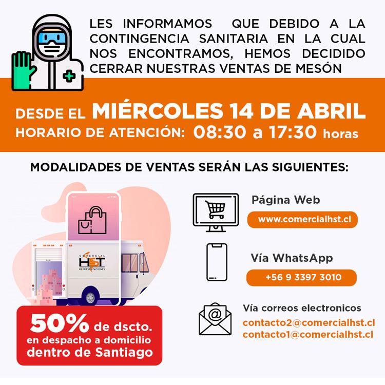 Abril Comercial HST 2021
